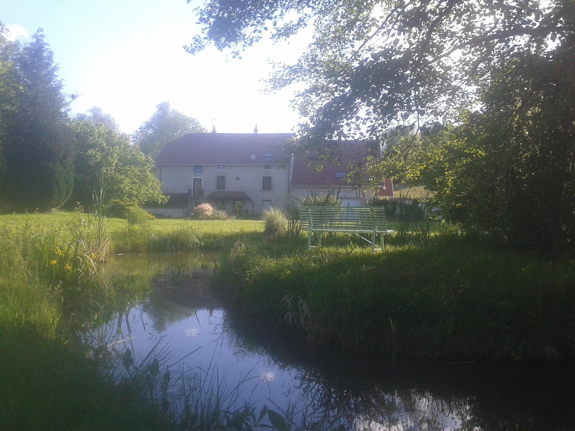 Chambres et table d h´tes le puits du moulin berjon Vesoul